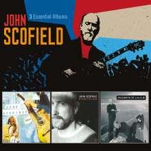John Scofield (geb. 1951): 3 Essential Albums, 3 CDs
