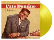 Fats Domino: Collected (180g) (Limited Numbered Edition) (Yellow Vinyl), 2 LPs