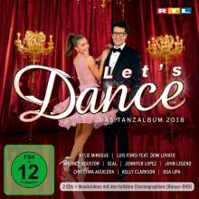 Let's Dance: Das Tanzalbum 2018, 3 CDs