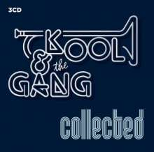 Kool & The Gang: Collected, 3 CDs