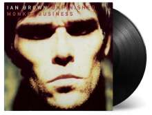 Ian Brown: Unfinished Monkey Business (180g), LP