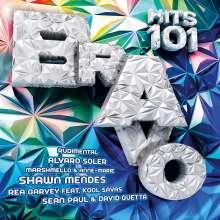 Bravo Hits 101, 2 CDs