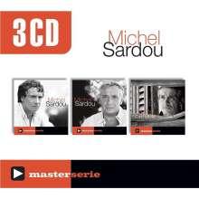 Michel Sardou: Master Serie Vol.1 - 3, 3 CDs