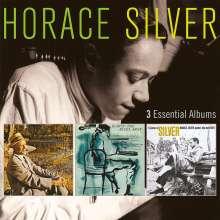 Horace Silver (1933-2014): 3 Essential Albums, 3 CDs