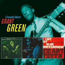 Grant Green (1931-1979): 3 Essential Albums, 3 CDs