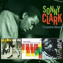 Sonny Clark (1931-1963): 3 Essential Albums, 3 CDs