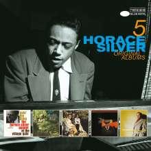 Horace Silver (1933-2014): 5 Original Albums, 5 CDs