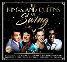 The Kings And Queens Of Swing, 4 CDs