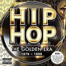 Hip-Hop: The Golden Era, 4 CDs
