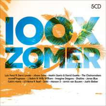 100X Zomer 2018, 5 CDs