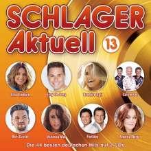 Schlager aktuell 13, 2 CDs