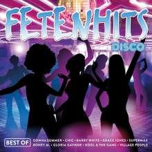 Fetenhits: Disco (Best Of), 3 CDs