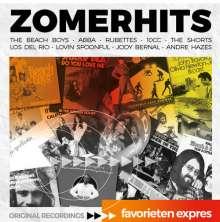 Favorieten Expres: Zomerhits, CD