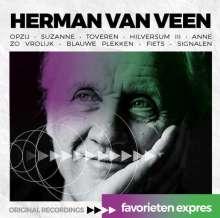 Herman Van Veen: Favorieten Expres, CD
