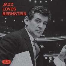 Jazz Loves Bernstein, 2 CDs