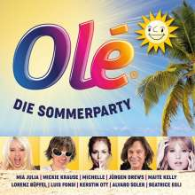 Olé: Die Sommerparty, 2 CDs