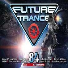 Future Trance 84, 3 CDs