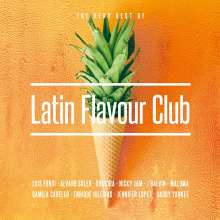 Latin Flavour Club, 2 CDs