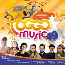 Toggo Music 49, CD