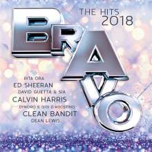 Bravo The Hits 2018, 2 CDs