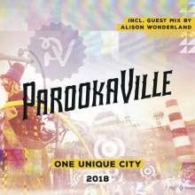 Parookaville 2018, 3 CDs