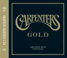 The Carpenters: Gold: Greatest Hits (Limited-Edition), Super Audio CD