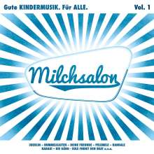Milchsalon Vol. 1, CD