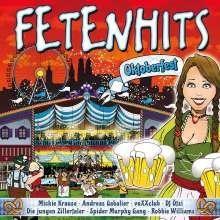 Fetenhits: Oktoberfest, 2 CDs