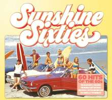 Sunshine Sixties, 3 CDs
