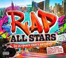 Rap All Stars, 3 CDs
