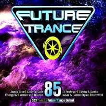 Future Trance 85, 3 CDs