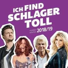 Ich find Schlager toll - Herbst/Winter 2018/19, 2 CDs