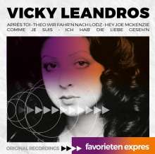 Vicky Leandros: Favorieten Expres, CD