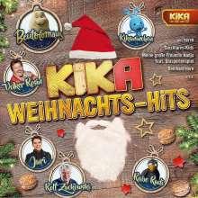 KiKA Weihnachts Hits, CD