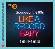 BBC Radio 2: Sounds Of The 80s - Like A Record Baby, 3 CDs