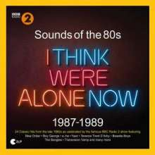 Sounds Of The 80s: I Think We're Alone Now, 3 CDs