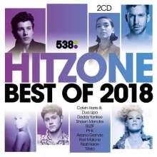 538 Hitzone: Best Of 2018, 2 CDs