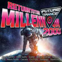 Future Trance: Return To The Millennium (2000er), 3 CDs