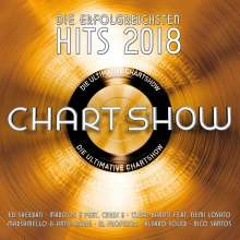 Die ultimative Chartshow - Hits 2018, 2 CDs