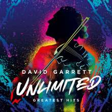 David Garrett: Unlimited: Greatest Hits, CD