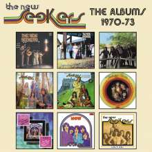 The New Seekers: The Albums 1970 - 1973, 5 CDs