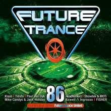Future Trance 86, 3 CDs
