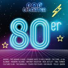 Pop Giganten: 80er, 2 CDs