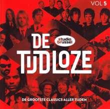 De Tijdloze Vol.5, 2 CDs