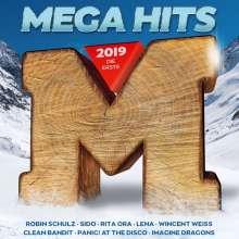 Megahits 2019 - Die Erste, 2 CDs