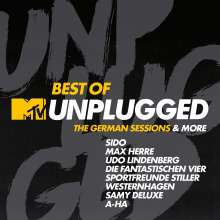 Best Of MTV Unplugged - The German Sessions & More, CD