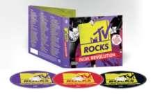 MTV Rocks: Indie Revolution, 3 CDs