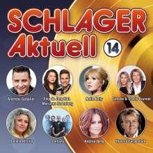 Schlager Aktuell 14, 2 CDs