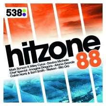 Hitzone 88, CD