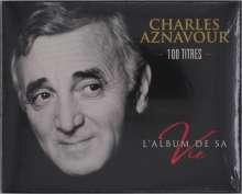 Charles Aznavour (1924-2018): L'Album De Sa Vie, 5 CDs